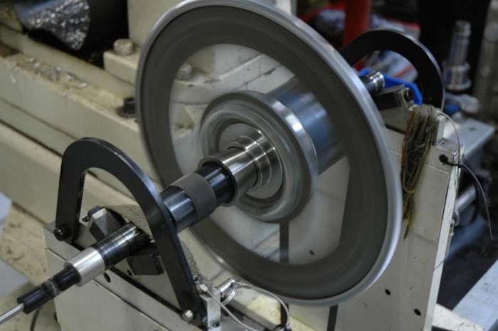 Engine Component Balancing.